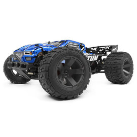 Maverick RC MVK150105  Blue Quantum XT 1/10 4WD Stadium Truck RTR w/ B&C