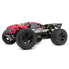 Maverick RC MVK150106  Pink Quantum XT 1/10 4WD Stadium Truck RTR w/ B&C