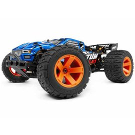 Maverick RC MVK150205  Blue Quantum XT Flux Brushless 1/10 4WD Stadium Truck RTR