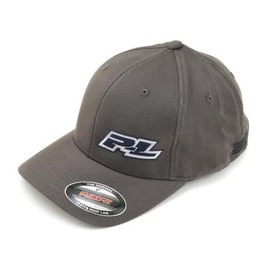 Proline Racing PRO9822-00  Pro-Line Flexfit Hat (Gray) (S/M)