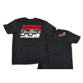 Protoform PRM9833-03  PF Slice Black Tri-Blend T-Shirt Large