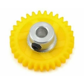 175RC 175-10031  31T Yellow Polypro Hybrid 48P Pinion Gear (3.17mm Bore)