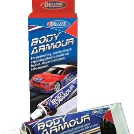 Deluxe Motorsports DLMAD79  Body Armor: Lexan Impact, Protect, Repair