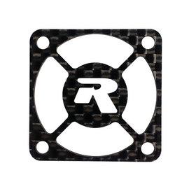 Team Associated ASC27036  Reedy Fan Guard 30x30mm Carbon fiber