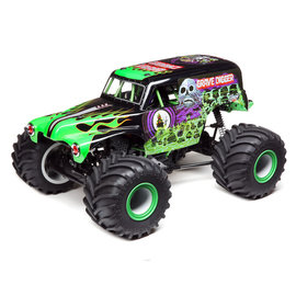 TLR / Team Losi LOS04021T1  Grave Digger LMT 4WD Solid Axle Monster Truck RTR