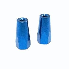 Custom Works R/C CSW2218   Camber Link Standoffs (2)