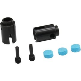 HOT RACING HRASTRF41  Hardened S2 Steel Output Cup Joint, for Traxxas 4TEC2