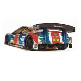 ZooZilla ZR-0011-05  Wolverine  0.5mm Ultralight 190mm Touring Car Clear Body Shell