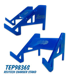 Trinity TEP9836S  REVTECH iCharger Stand Transparent Blue