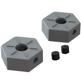 Arrma AR310871  Wheel Hex Metal 14mm (2): BLX 3S Megas