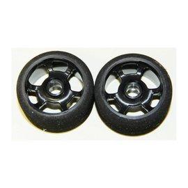 BSR BSRF1215 1/12 Pink Front Foam Tire (2)