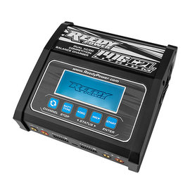 Team Associated ASC27203  Reedy 1416-C2L Dual AC/DC Competition Balance Charger