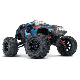 Traxxas TRA72054-5  Rock N Roll 1/16 Summit Monster Truck RTR