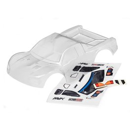 Maverick RC MVK28073  Clear Short Course Body w/ Decals: Ion SC