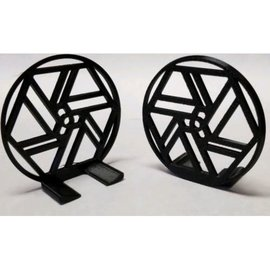Awesomatix BS-WC-010  BS Works 10 Wheel Cutouts