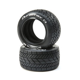 Duratrax DTXC3977  Bandito M 1/10 2.2 Buggy Oval Tires Rear C3 (2)