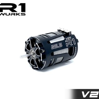 R1wurks R1 020046-2HP  R1 25.5T V21 Motor W/Aligned Sensor + Hand Picked Stator 020046-3
