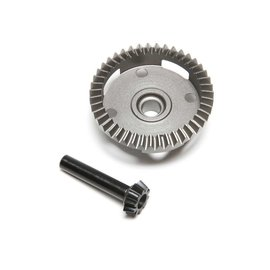 TLR / Team Losi TLR242039  Rear Differential Ring and Pinion Gear: 8XT