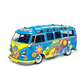 """Tamiya TAM47453  VW Volkswagen """"Flower Power"""" Type 2 Van 1/10 On Road Kit (M-05)"""