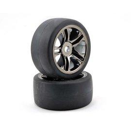 Traxxas TRA6477 S1 Slick Rear Tires XO-1 (2)