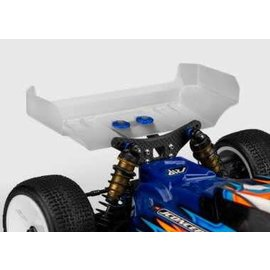 """J Concepts JCO0501  Astro High-Clearance 7"""" Clear Rear Wing (2)"""