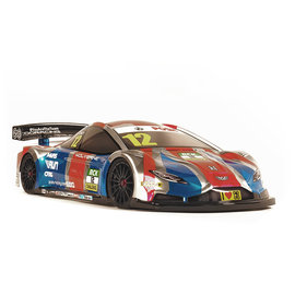 ZooZilla ZR-0011-07   Wolverine  0.7mm light 190mm Touring Car Clear Body Shell