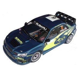 Colt M2322  Colt 190mm Clear Body Subaru Impreza WRC 07  W/Decal