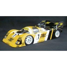 Colt M2312  Colt   190mm Clear Body Porsche 962C w/ Decal
