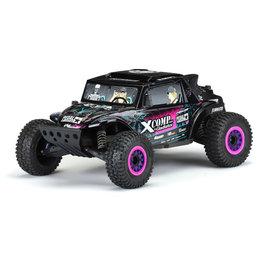Proline Racing PRO3563-18  Megalodon Baja Buggy Blake Wilkey Edition Black Body