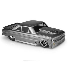J Concepts JCO0386  1963 Ford Falcon Street Eliminator Drag Racing Body (Clear)