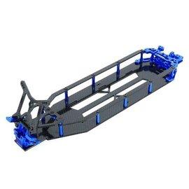 """Drag Race Concepts DRC-448  Blue DR10 Drag Pak """"Factory Spec"""" Conversion Kit"""