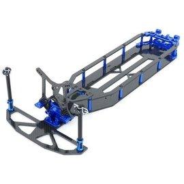 """Drag Race Concepts DRC-449  Blue DR10 Drag Pak """"Pro Spec"""" Conversion Kit"""