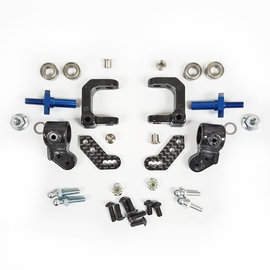 Custom Works R/C CSW7290  Front Hex Conversion Kit for Outlaw 3 & Rocket 3