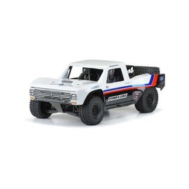 Proline Racing PRO3547-17  UDR 1967 Ford F-100 Race Pre-Cut Truck Body (Clear)