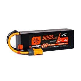 Spektrum SPMX54S30H5  Spektrum 4S 14.8v 5000mAh 30C Gen2 LiPo w/ IC5 Plug