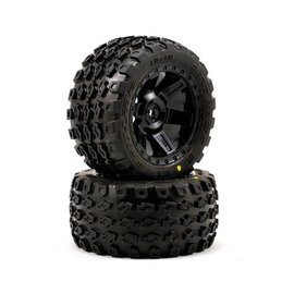 "Proline Racing PRO1175-13 Dirt Hawg 2.8"" Mounted Tires"