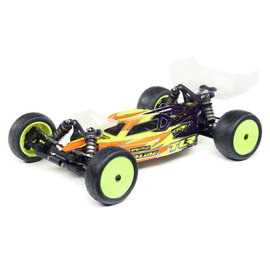 TLR / Team Losi TLR03012  1/10 22 5.0 DC Race Roller 2WD Buggy, Dirt/Clay