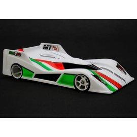 Mon-Tech Racing MB-021-002L  Mon-Tech Racing MT 21 La Leggera 1/12th Body