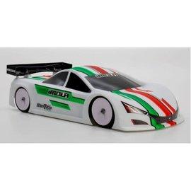 Mon-Tech Racing MB-021-001L  Mon-Tech Racing IMOLA La Leggera 190mm Touring Car Body