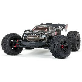 Arrma ARA5208  Black 1/5 KRATON 4WD EXtreme Bash Roller