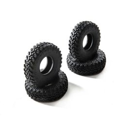 Axial Racing AXI31567  1.0 Nitto Trail Grappler, Monster Truck Tires (4pcs)
