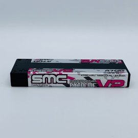 SMC SMC47386-2S2PI  True Spec 2S 7.4v 4700mAh 120C LCG LiPo w/ 5mm Bullets