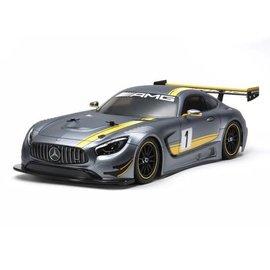 Tamiya TAM58639  Mercedes-AMG GT3 1/10 4WD Electric Touring Car Kit (TT-02)