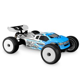 "J Concepts JCO0366  HB Racing D817T ""Finnisher"" Body (Clear)"