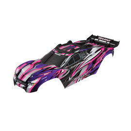 Traxxas TRA6717P  Pink / Purple Rustler 4x4 VXL Body