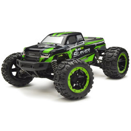 Blackzon BZN540000  Green Slayer 1/16th RTR 4WD Monster Electric Truck RTR