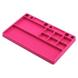 J Concepts JCO2550-4  Pink  Rubber Rubber Material Parts Tray