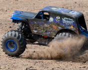LOSI LMT 4wd Solid Axle Monster Truck - SonUvaDigger RTR