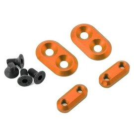 Revolution Design RDRP0267-ORA  Orange Wing Plate TC Set