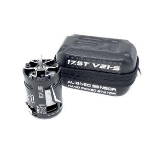 R1wurks 020077-3  R1 17.5 V21-S Aligned Sensor + Hand Picked Stator ROAR